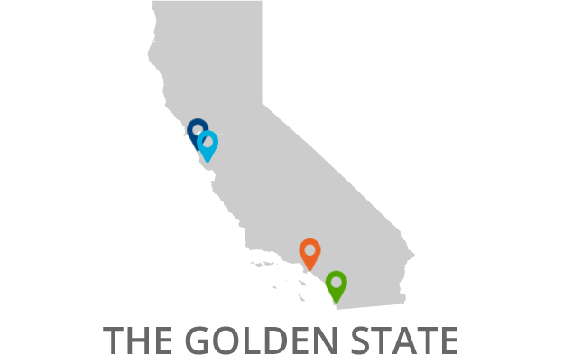 California 2x