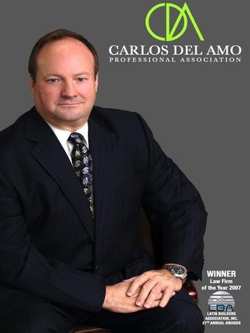 Lawyer Carlos Del Amo Coral Gables Fl Attorney Avvo