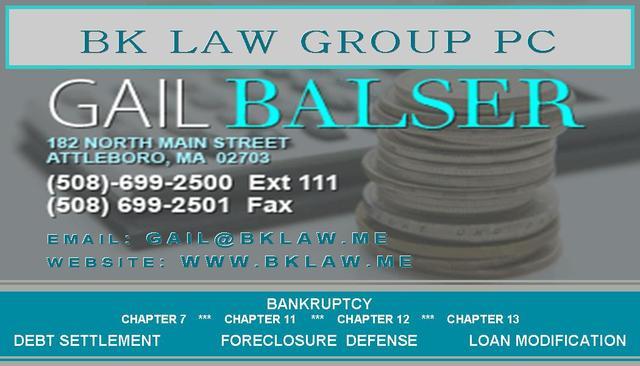 Lawyer Gail Balser - Providence, RI Attorney - Avvo