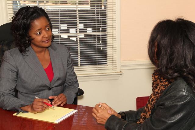 lawyer yolanda trotman - charlotte  nc attorney