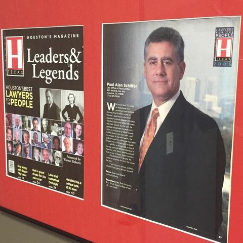 Lawyer Paul Schiffer Houston Tx Attorney Avvo