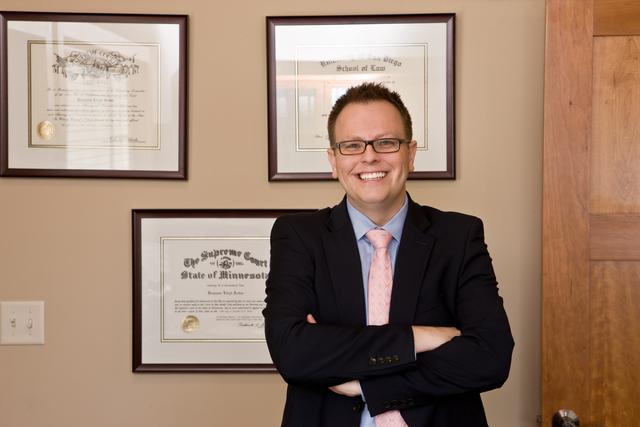 Lawyer Benjamin Reitan Chaska Mn Attorney Avvo