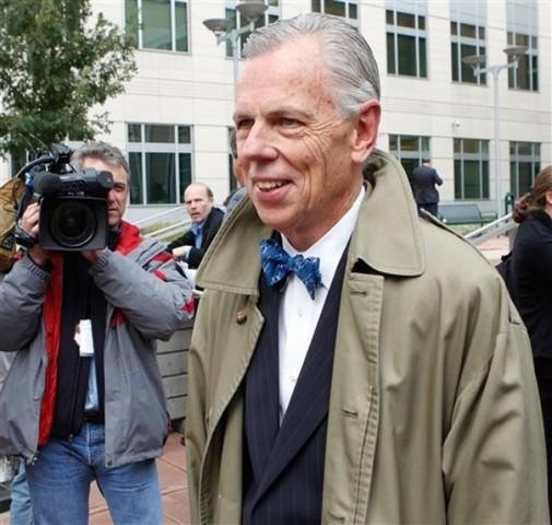 Lawyer Warren Williamson
