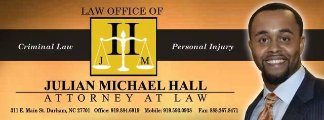 Lawyer Julian Hall - Durham, NC Attorney - Avvo