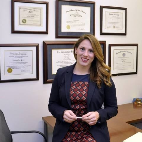 Lawyer Virginia Perez Coral Gables Fl Attorney Avvo
