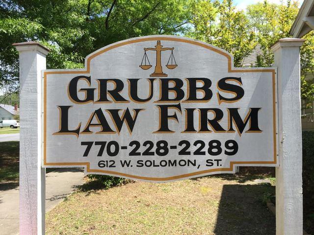 Lawyer Justin Grubbs - Griffin, GA Attorney - Avvo