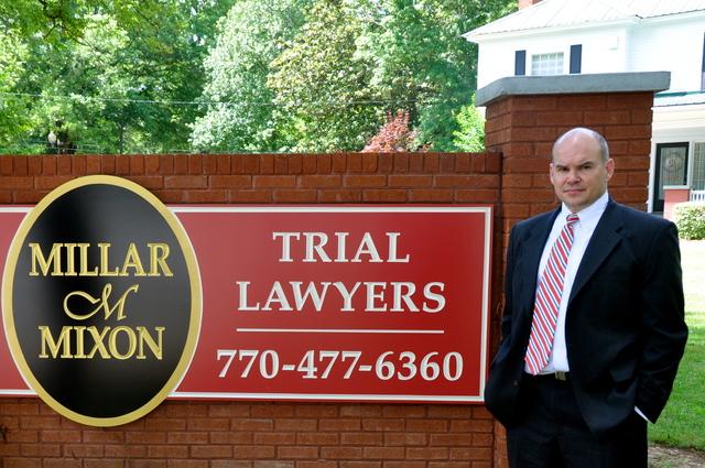 lawyer john mixon - atlanta  ga attorney