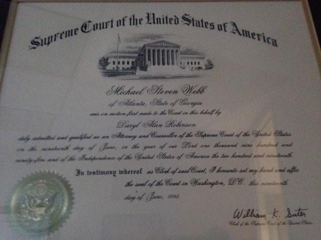 Lawyer Michael Webb Decatur Ga Attorney Avvo