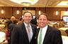Jeff Devore with Congressman Patrick Murphy (D-FL).