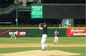 Pitching at Safeco Field, August 2011