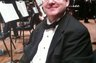Principal trumpet of the Sammamish Symphony Orchestra - preparing to play Mozart's Requiem in Benaroya Hall