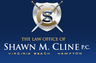 Business Logo for the Law Office of Shawn M. Cline, PC