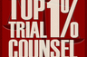 "Mr. Gomes is proud to have been selected as one of ""The Top 1% Trial Counsel for Medical Malpractice - 2012"" by Medical Malpractice Lawyers' independant objectively administered  multi-phase attorney and expert witness rating system."