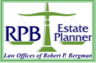 Logo for the Law Offices of Robert P. Bergman