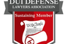 Proud to be the first Sustaining Member of the DUI Defense Lawyers Association