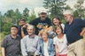Extended Family vacation to Flaming Gorge 15 years ago (I'm in white hat). My parents (Merle & Darhl) and my siblings. We lost my mom and dad in 2008 & 2010 but the Gas Passer, Zit Picker, Head Shrinker and 3 Ambulance Chasers have lunch every Wednesday.