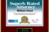 "An AVVO superb rating attorney (10.0) for 6 years, William C. ""Bubba"" Head, is Senior Partner of Head Thomas Webb & Willis. Georgia DUI Defense Lawyer. Criminal Defense Attorney. Alcohol and drugs offenses. Serious Personal Injury Attorneys. Atlanta, GA."