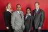 Ashlie Case Sletvold, Subodh Chandra, Sandhya Gupta, and Donald Screen of The Chandra Law Firm, LLC in Cleveland, Ohio.