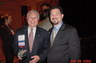 Jason Dickstein with Jim Sdoia of ILS at the 2004 Aviation Suppliers Association Annual Conference