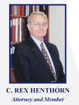 Charles Rex Henthorn