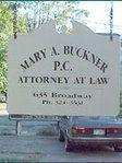 Mary A. Buckner