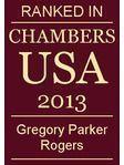 Gregory Parker Rogers