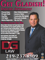 Indiana Personal Injury Lawyer David Stephen Gladish