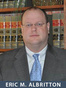 Texas Copyright Infringement Attorney Eric Miller Albritton