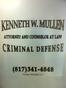 Fort Worth Juvenile Law Attorney Kenneth W. Mullen