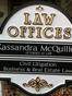 Tehachapi  Lawyer Kassandra Denice Mcquillen