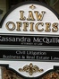 Kern County Business Attorney Kassandra Denice Mcquillen