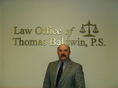 Parkland Family Law Attorney Thomas Alan Baldwin JR