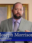 Dallas Personal Injury Lawyer Joseph Robert Morrison