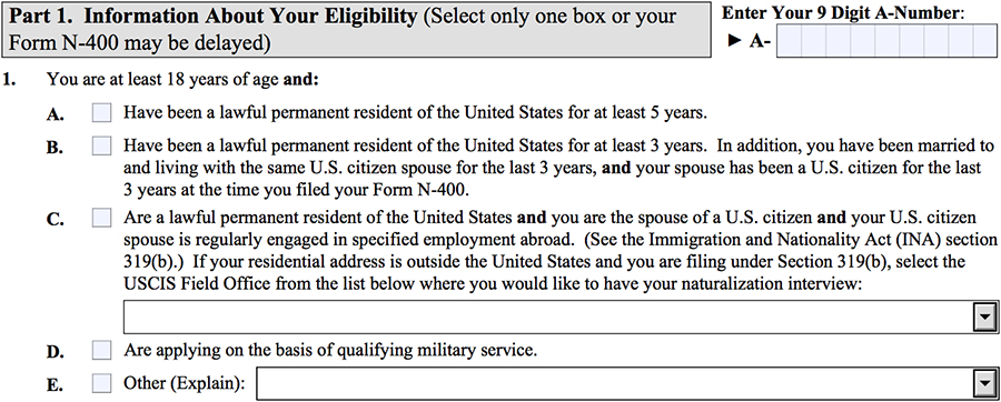 How To Apply For Us Citizenship - Avvo