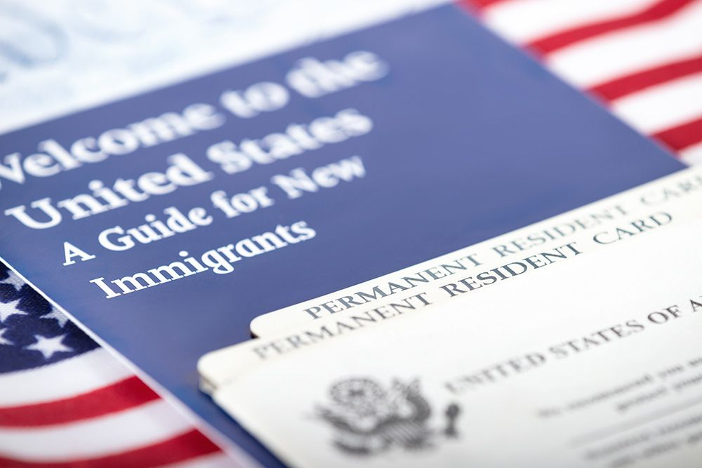 Marriage Based Green Card Checklist Guides Avvo